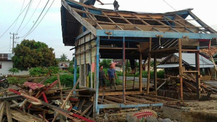 Polisi Apresiasi Langkah Masyarakat Bongkar Pos Pungli di Sanggi, Tanggamus