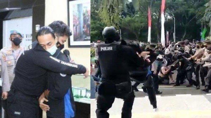 Viral Video Oknum Polisi Banting Mahasiswa, Kapolres hingga Kapolda Ikut Minta Maaf