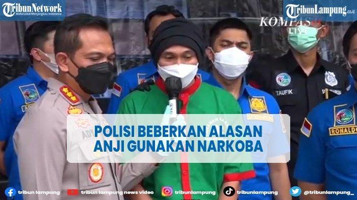 Alasan Anji Gunakan Ganja Diungkap Polisi