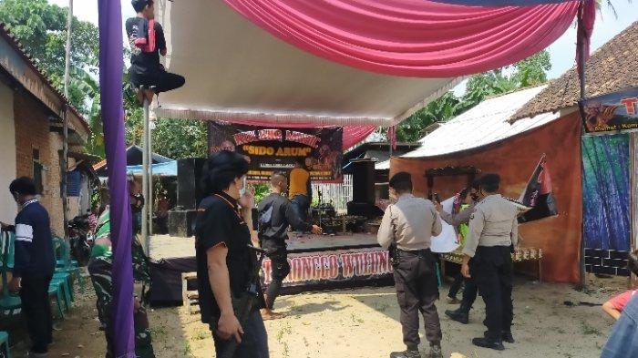Pemilik Hajat Kuda Kepang di Lamteng Diwajibkan Buat Surat Pernyataan
