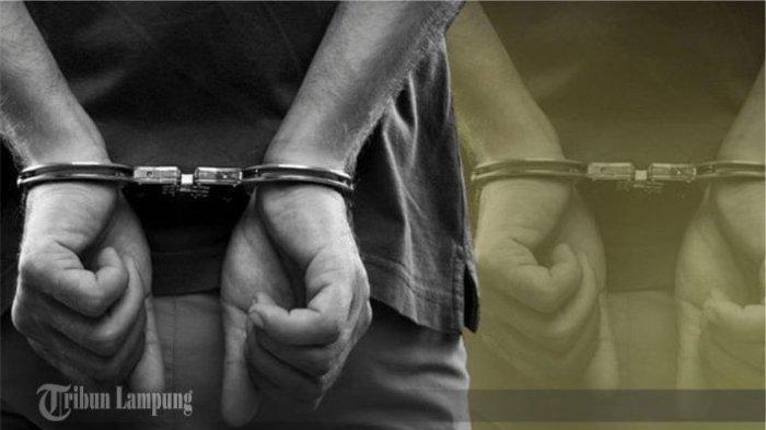 Polisi Ciduk Penyalahguna Narkoba di Lampung Selatan, Curiga Lihat Gelagat Tak Wajar
