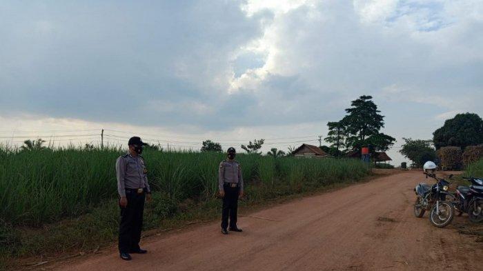 Polisi di Way Kanan Lampung Patroli KRYD di Daerah Rawan C3 Cegah Tidak Kejahatan