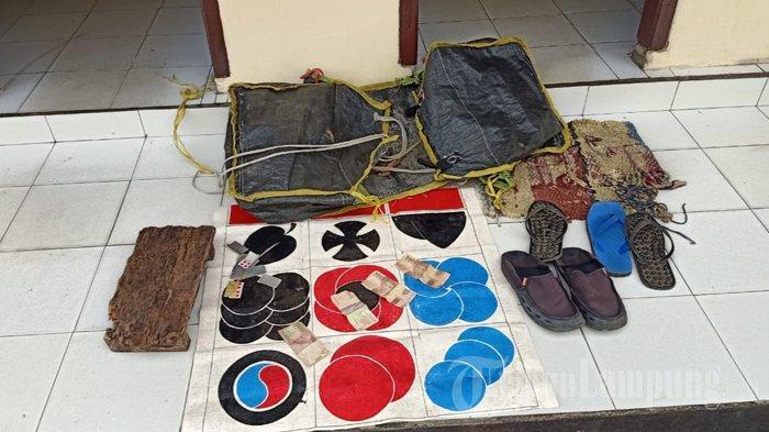 Polisi Gerebek Arena Dadu Koprok di Lampung Timur, Pelaku Sudah Kabur Duluan