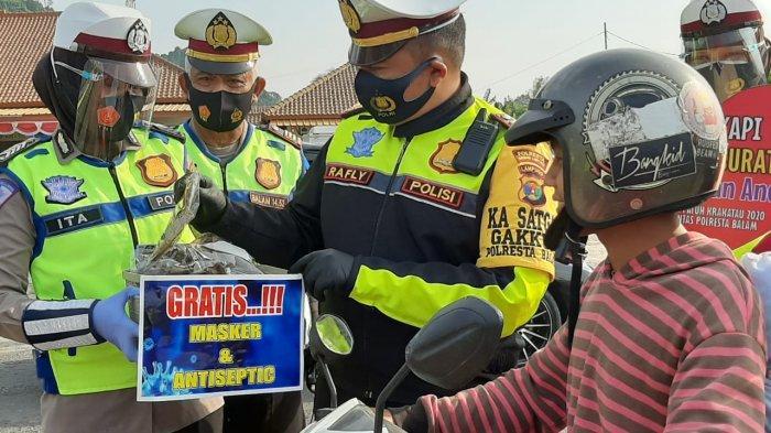 Polisi Ingatkan Pengendara di Ruas Jalur Padat Wisatawan, Kasatlantas: Pandemi Belum Berakhir