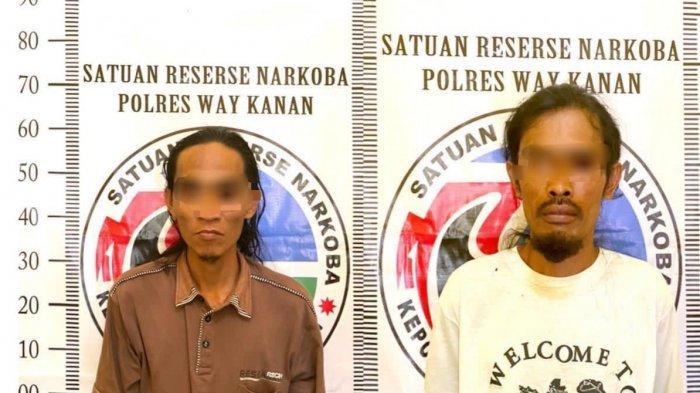 Polisi Ringkus 2 Pemilik Sabu di Negeri Besar