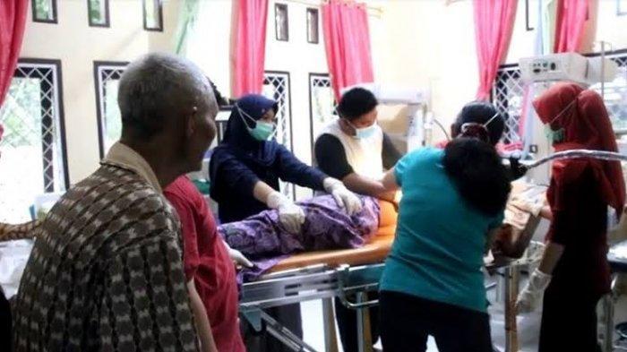 Polisi Sebut Motif Suami Bacok Istri di Lampung Barat, karena Permasalahan Ini