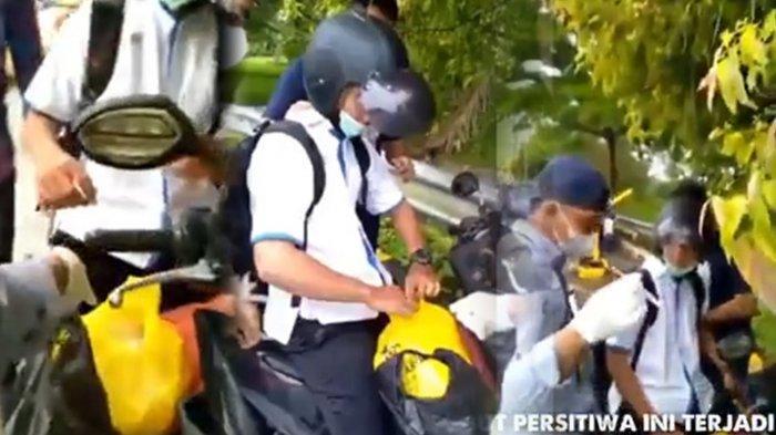 Polisi Tangkap Karyawan Kimia Farma Bawa Alat Antigen Daur Ulang