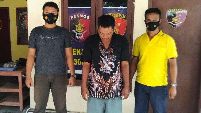 Polisi Tangkap Oknum Kadus Tulangbawang Lampung Atas Perbuatan Asusila, Korban Masih Keponakan
