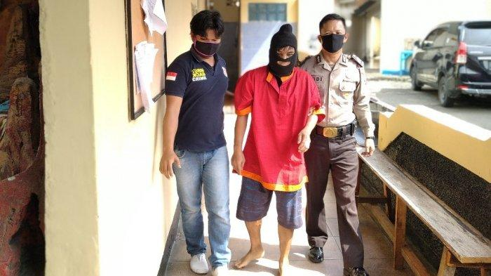 Kurang 1 Menit Petik Motor, Polisi Tembak Kawanan Pencuri di Minimarket Yos Sudarso