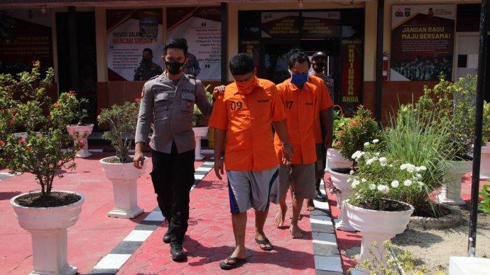 Berkat Sabu di Bawah Kasur, Polisi Ungkap Jaringan Narkotika di Pringsewu