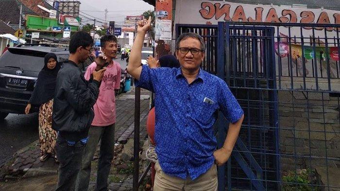 Ini Penyebab Kekalahan Prabowo-Sandi di Pilpres 2019 Versi Andi Arief