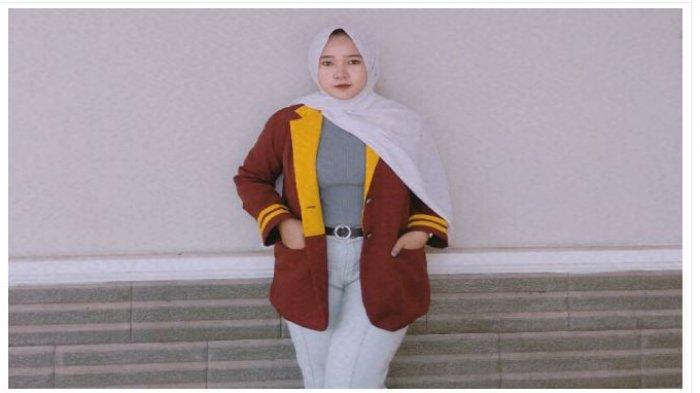 Mahasiswi PTS Terbaik di Lampung, Universitas Teknokrat Elsa Fokus Kuliah dan Model