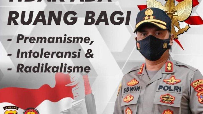 Berantas Pungli dan Premanisme, Polres Lampung Selatan Ringkus 4 Tersangka