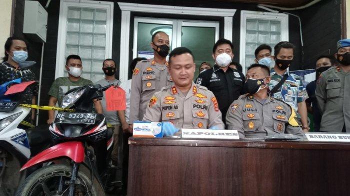 Polres Lampung Tengah Akan Tindak Tegas Pelaku Kriminalitas yang Meresahkan Warga