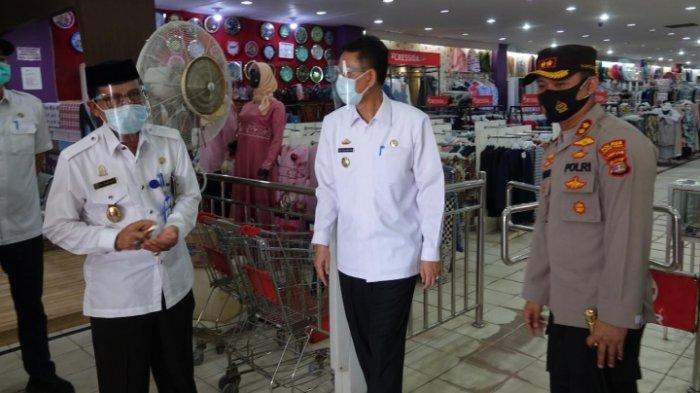 Polres Lampung Tengah Dukung Pemkab Terbitkan Aturan Soal Sanksi Disiplin Protokol Kesehatan