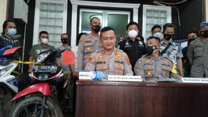 Polres Lampung Tengah Masih Kejar 3 Rekan Jarwo yang Masih Berkeliaran