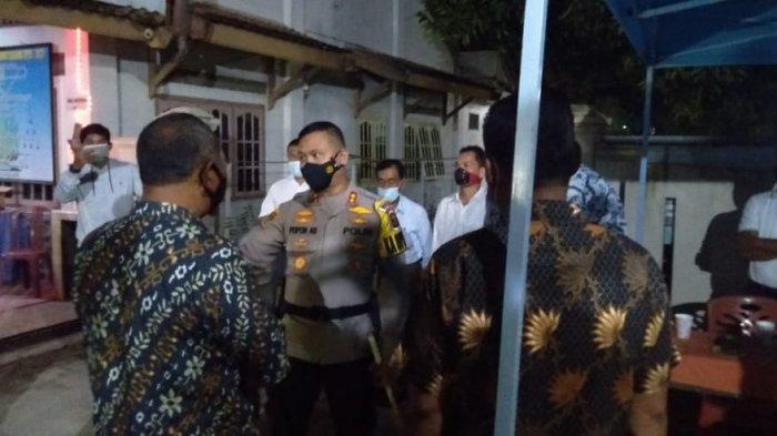 Polres Lampung Tengah Tempatkan Personel Amankan Peringatan Wafatnya Isa Al Masih