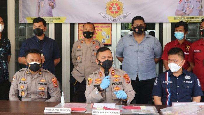 BREAKING NEWS Polres Lampung Tengah Ungkap Misteri Jasad Perempuan Dalam Sumur