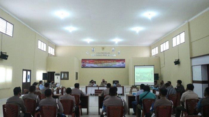Cegahan Paham Radikalisme, STIK Penelitian di Polres Lampung Timur