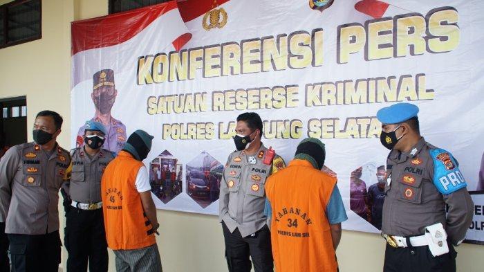 Kepala BPBD Lampung Selatan M Darmawan Benarkan Ada Staffnya Diamankan Polisi Terkait Pungli