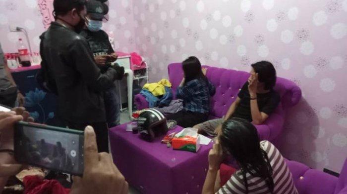 Razia Tahun Baru, Polres Metro Amankan Pasangan Diduga Selingkuh di Indekos