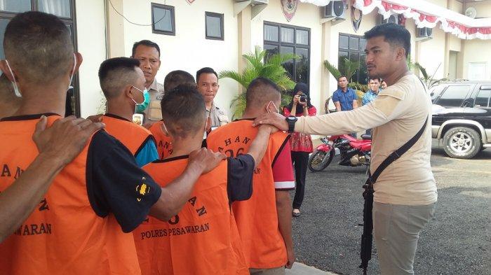 Khairulloh Simpan 17 Gram Sabu di Bawah Pohon Pisang, Sebelumnya Sang Anak Sudah Diciduk Polisi