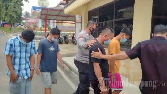 Ini 2 Kasus Menonjol yang Diungkap Polres Tanggamus Selama Pengamanan Idul Fitri