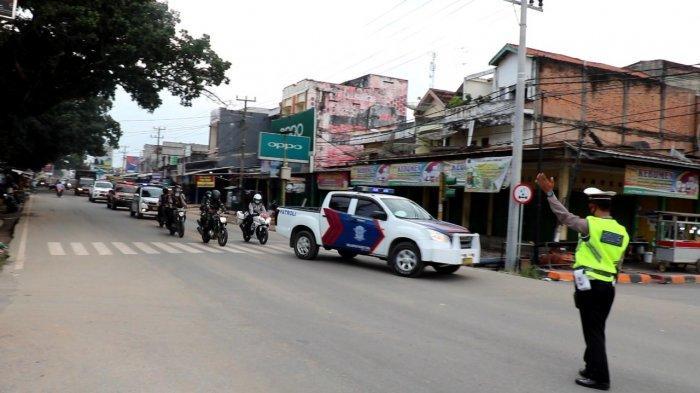 Polres Tulangbawang Gelar Patroli Skala Besar Selama Ramadan, Ini Rutenya