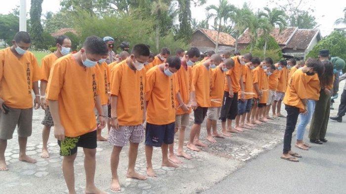 Polres Tulangbawang Lampung Ungkap 363 Kasus Kejahatan, Satu Tersangka Ditembak Mati