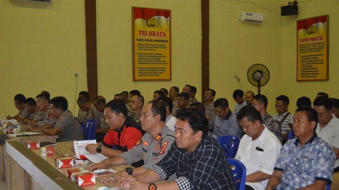 Premanise Jadi Target Operasi Cempaka Krakatau 2020 Polres Tulangbawang