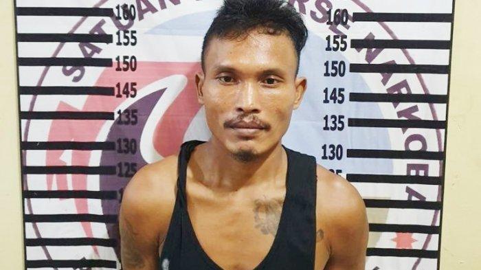 Lagi, Polres Tulangbawang Lampung Ciduk Bandar Sabu di Banjar Margo