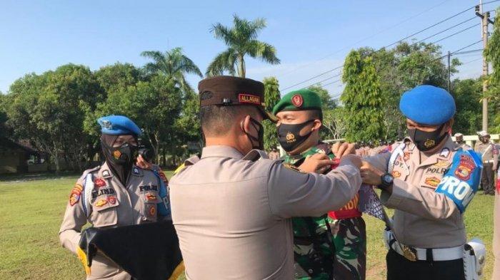 Polres Way Kanan Lampung Gelar Operasi Patuh Krakatau 2021, Ini Sasarannya