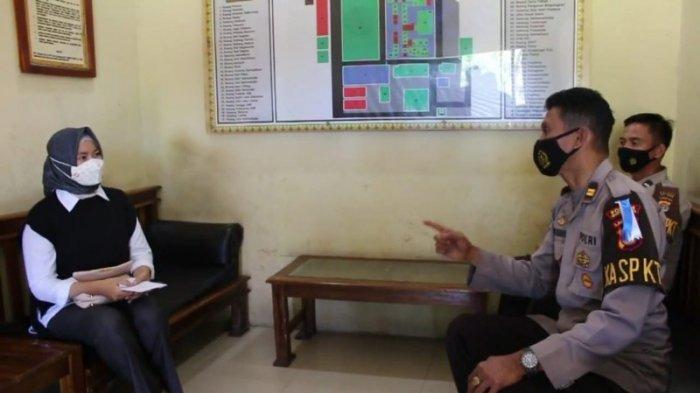 Polres Way Kanan Tingkatkan Pelayanan Publik pada SPKT