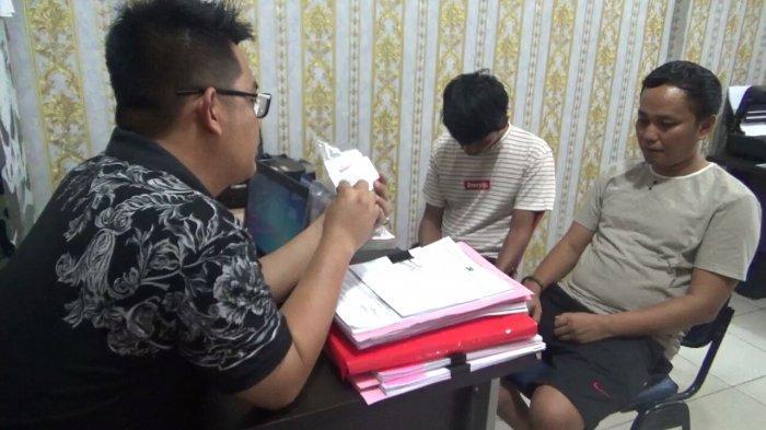 Polresta Bandar Lampung Amankan 3 Terduga Pelaku Pemalsuan SIM