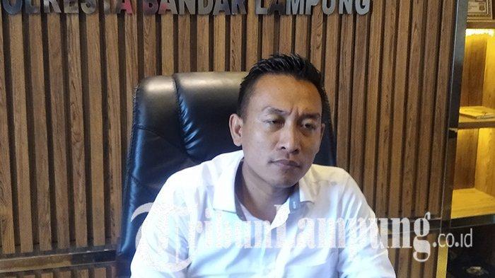 Polresta Bandar Lampung Tetapkan Oknum ASN Ngamuk Sebagai Tersangka