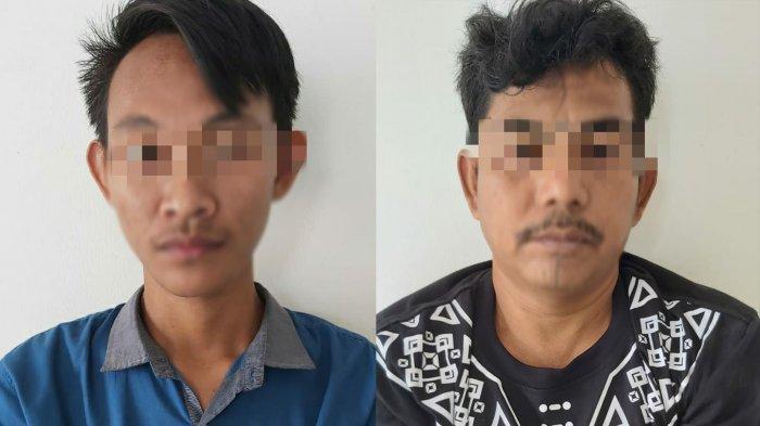 Polsek Penengahan Lampung Selatan Kembali Ringkus Pelaku Curat di Pasar Bakauheni