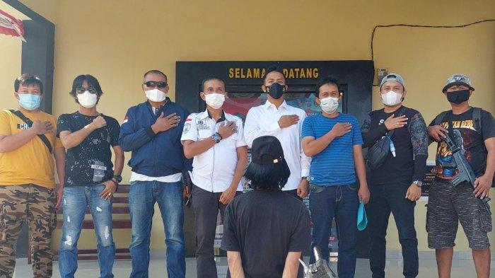 Pembobol Kotak Amal di Tanggamus Lampung Gunakan Uang Curian untuk Main Judi Online