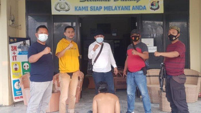 Buron Begal di Lampung Tengah Ditangkap berkat Keterangan 2 Rekannya