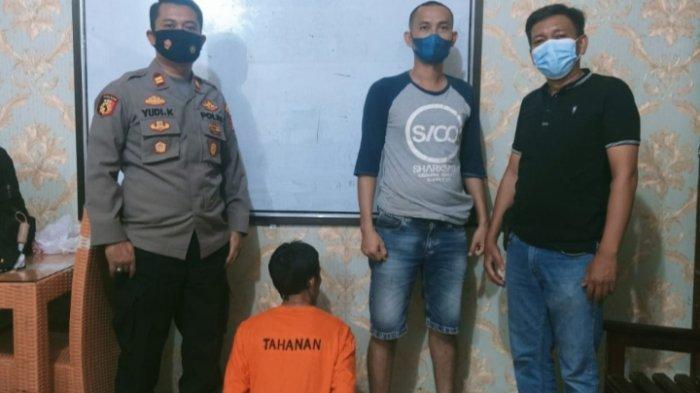 Polisi Amankan 11 Paket Sabu di Rumah Warga Bandar Mataram Lamteng
