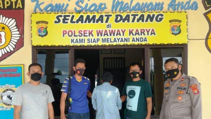 Polisi Hadiahi Timah Panas Pelaku Pembobol Rumah di Waway Karya