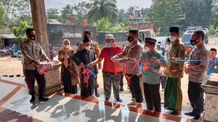 Polres Way Kanan Launching Ponpes Tangguh di Baradatu