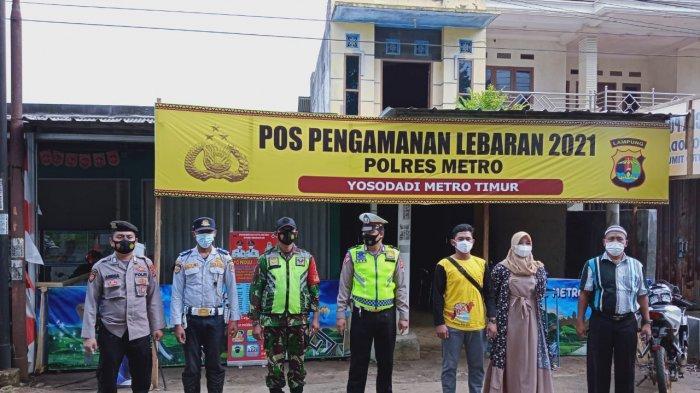 Personel Kodim 0411 Diminta Sinergi Bersama Polri dan Pemerintah Kota Metro