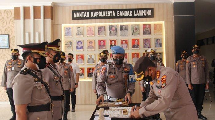 Ungkap Kasus Muncikari Artis, Prestasi Kompol Resky Selama Jabat Kasatreskrim Polresta Balam