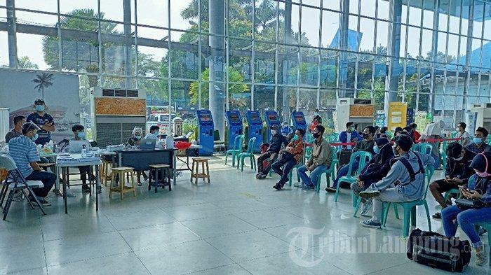 PPKM Darurat Berjalan, Aktvitas Penyeberangan di Bakauheni Masih Normal
