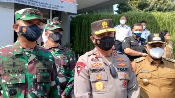 PPKM Darurat, Kapolda Lampung Cek Penyekatan di Pelabuhan Bakauheni