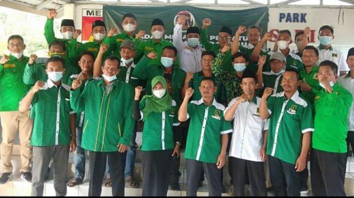 Gelar Muscab Ketiga, PPP Mesuji Lampung Siap Rangkul Kaum Milenial