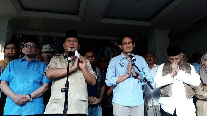Prabowo Dituding Jadi Dalang Kerusuhan 22 Mei, BPN Akan Laporkan Aktivis 98