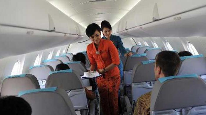 Garuda Blak-blakan Harga Tiket Pesawat Domestik Lebih Mahal dari Internasional