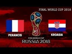 Live Streaming Final Piala Dunia Prancis Vs Kroasia, Begini Nonton Live-nya Lewat Operator Ponsel