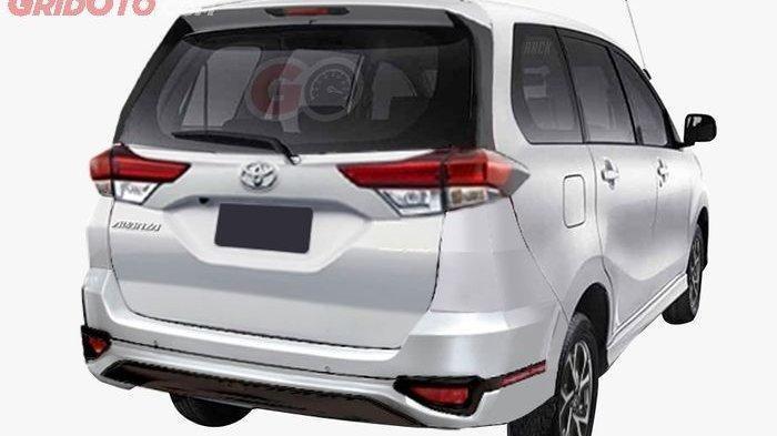 Inikah Toyota Avanza Model Terbaru yang Disebut Bakal Mirip Rush dan Fortuner?